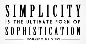 simplicity